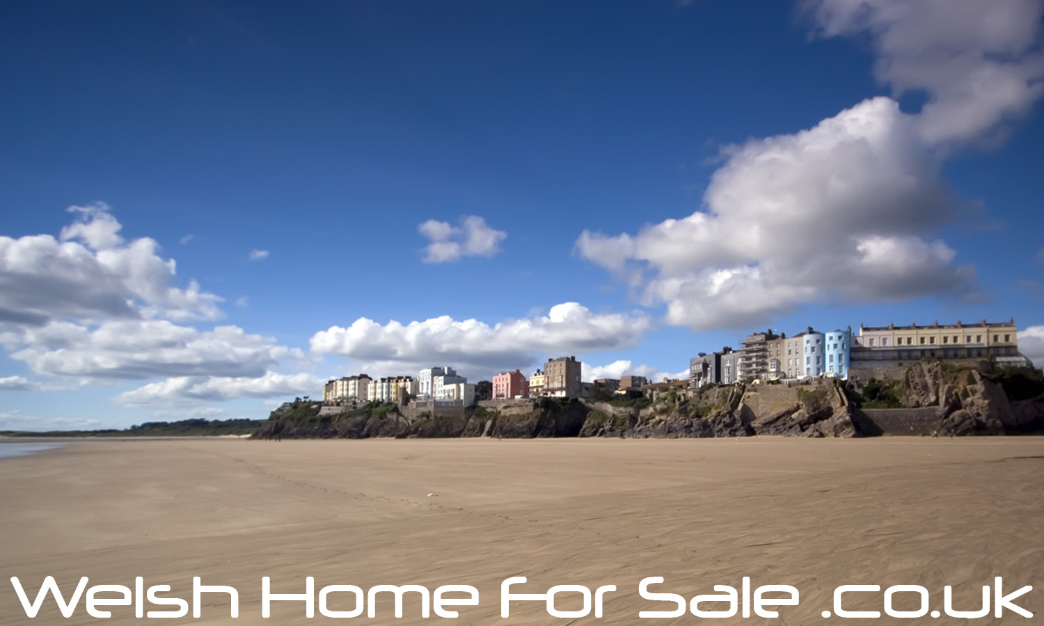 Tenby Beach, Pembrokeshire, South West Wales